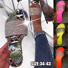 Flats, Flip Flops, Plus Size, Jewelry