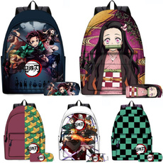 bagsset, pencilcase, School, Fashion