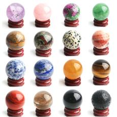 decoration, polished, roundshape, amazoniteball