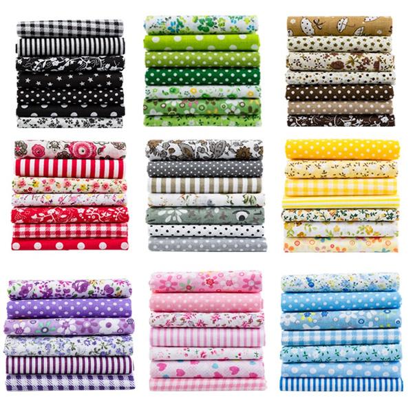 handmadefabric, Cotton fabric, diypatchworkfabric, Sewing