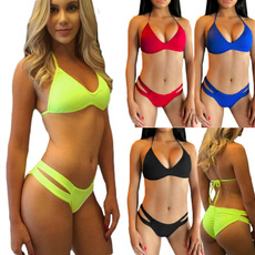 bathing suit, lowwaist, summer bikini, bikini set