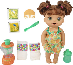 brown, Toy, for, doll