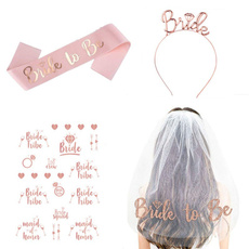 tattoo, weddingveil, partydecorationset, Bride