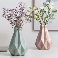 flowerpotstand, Plastic, Decor, imitationceramicflowerpot