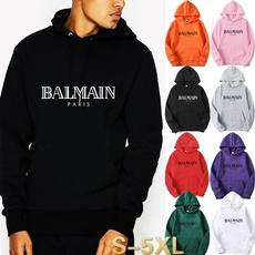 balmainhoodie, hoodiesformen, hooded, Winter