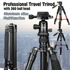 traveltripod, Head, DSLR, Aluminum