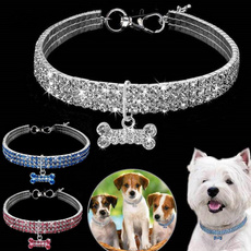 Dog Collar, Jewelry, catcollar, Crystal