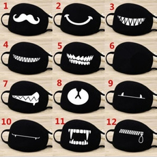 cute, Fashion, dustmask, mouthmufflemask