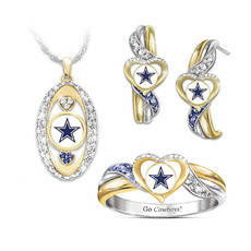 Blues, Glamour, DIAMOND, Jewelry