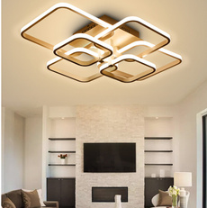 lightfixture, led, lustre, Modern