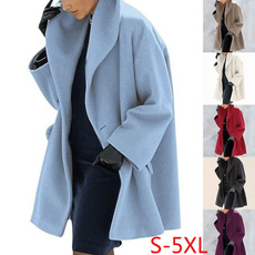 Jacket, Fleece, Fashion, Long Sleeve