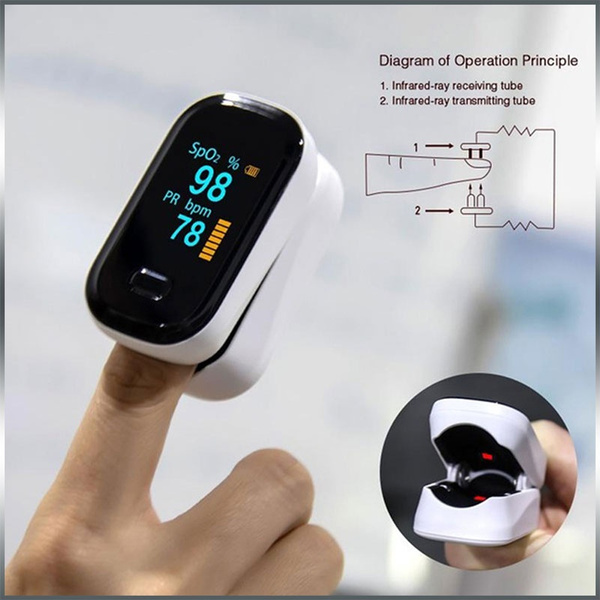 Heart, oximeterspo2, oximetro, Medical Supplies & Equipment