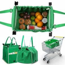 Shoulder Bags, reusablebag, Waterproof, foldingbag