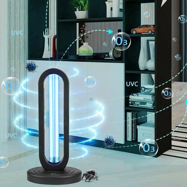 UV light Sterilization Lamp Disinfection Ultraviolet Germicidal Light 38W Ozone