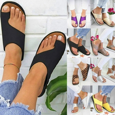 Flats, Sandals, leather, flatsandal