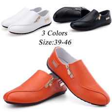 dress shoes, Plus Size, leather shoes, lazyshoe