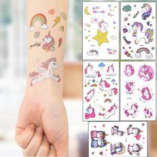 cute, Waterproof, Stickers, fake tattoo