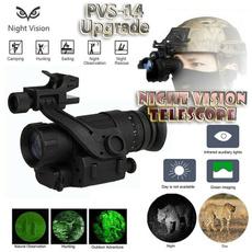 Goggles, Telescope, Army, opticalnightmonocular