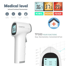noncontactthermometer, lcd, thermometergun, infraredforeheadthermometer