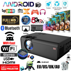 videoprojecteur, 130inch, Home & Living, projector