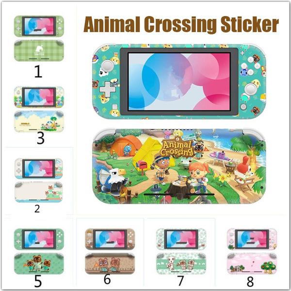 New Animal Crossing Sticker Switch Lite Skin Sticker Protector