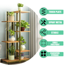 Plants, plantpotsrack, Home Decor, Metal