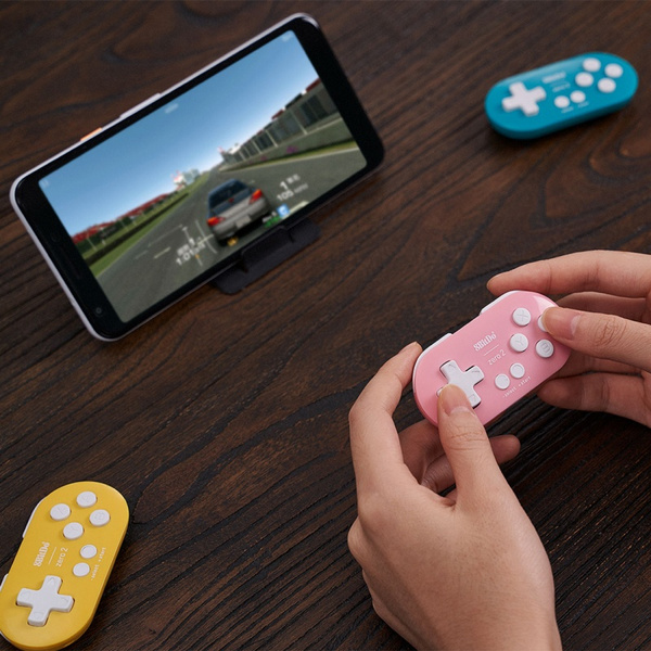 8BitDo Zero 2 Mini Gamepad - $16 (Prime only)