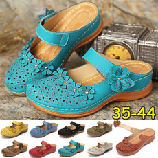 casual shoes, wedge, Sandals, Women Sandals