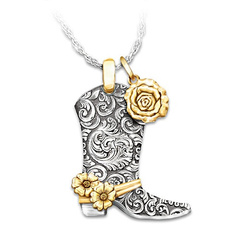 Sterling, goldplated, bootnecklace, chainsforwomen