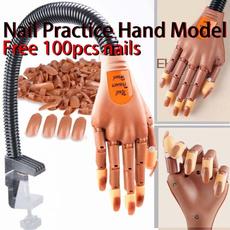 Nails, Beauty, movablemodelhand, Tool
