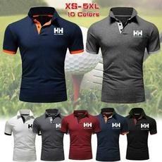 Summer, Mote, Shirt, Golf Shirts