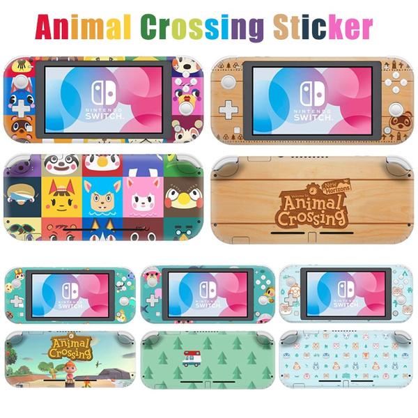 2020 New Switch Lite Animal Crossing Sticker Switch Lite Decal