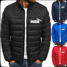 Jacket, Winter, zipperjacket, Men