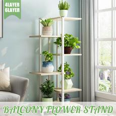decoration, flowerrack, plantpotsrack, Home Decor