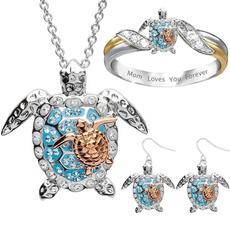 Turtle, Sterling, 925 sterling silver, motherandbaby