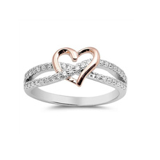 Heart, czring, Infinity, Jewelry