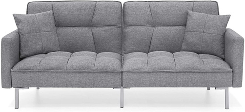Gray, living, Home & Living, Sofas