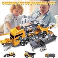 carmodel, bulldozer, Toy, Christmas