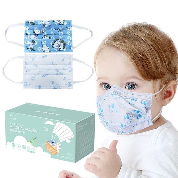 cute, Cotton, childmask, dustmask