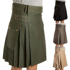 Summer, Goth, Plus Size, mens skirt