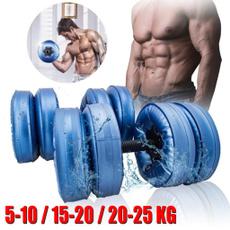 waterdumbbell, Weight, Equipment, homeworkout