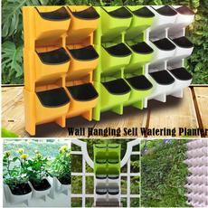 verticalplanter, selfwatering, flowervase, Gardening Supplies