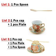 Coffee, Flowers, Cup, Tea