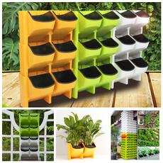 selfwateringflowerpot, Flowers, planter, waterprooflunchbag