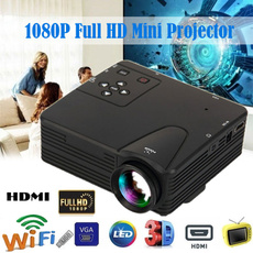 Mini, led, homecinema, Hdmi