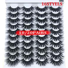 False Eyelashes, Eyelashes, 20pairseyelashe, eye
