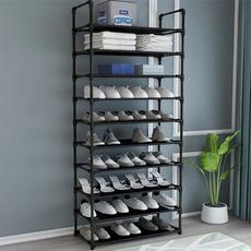 assemblyshoerack, Cabinets, Multi-layer, Shelf