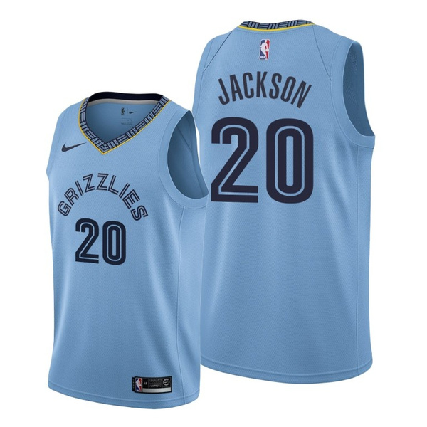 NBA Vancouver Grizzlies Basketball jersey Collection (blue)