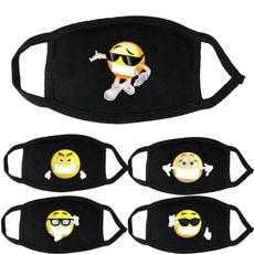 faceprotectivemask, Funny, emojimask, mouthmufflemask