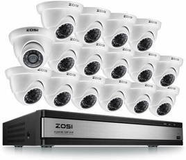 camerakit, 16channel, surveillancesystem, Hard Drives
